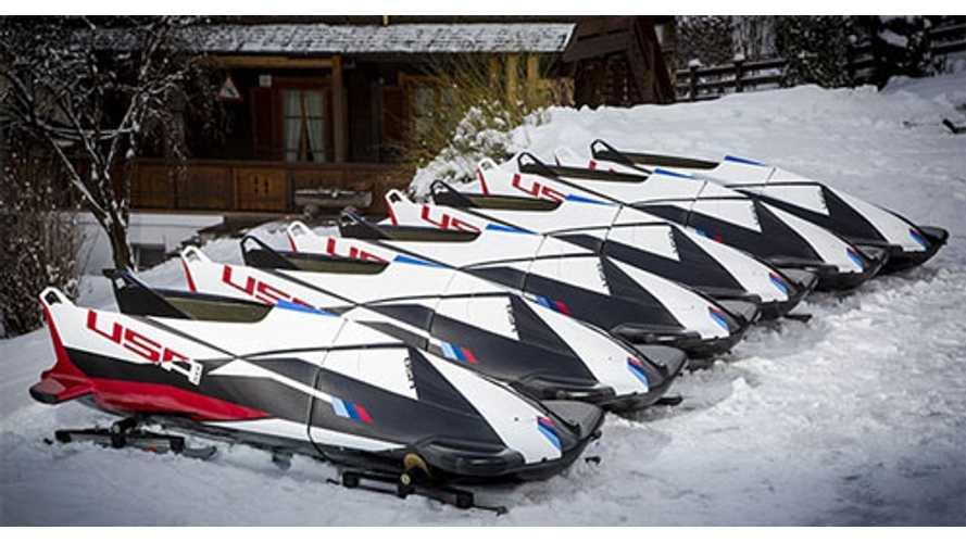 BMW i Provides Team USA Bobsledders With a Chance at Olympic Gold