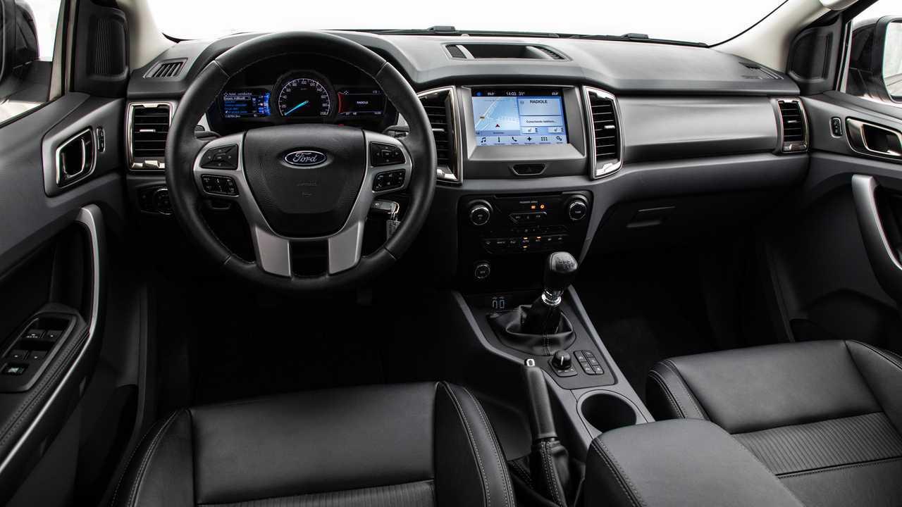 Prueba Ford Ranger 2019