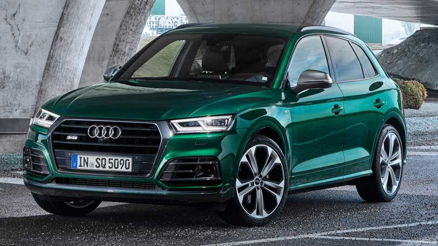 Audi SQ5 diesel engine revealed with massive torque