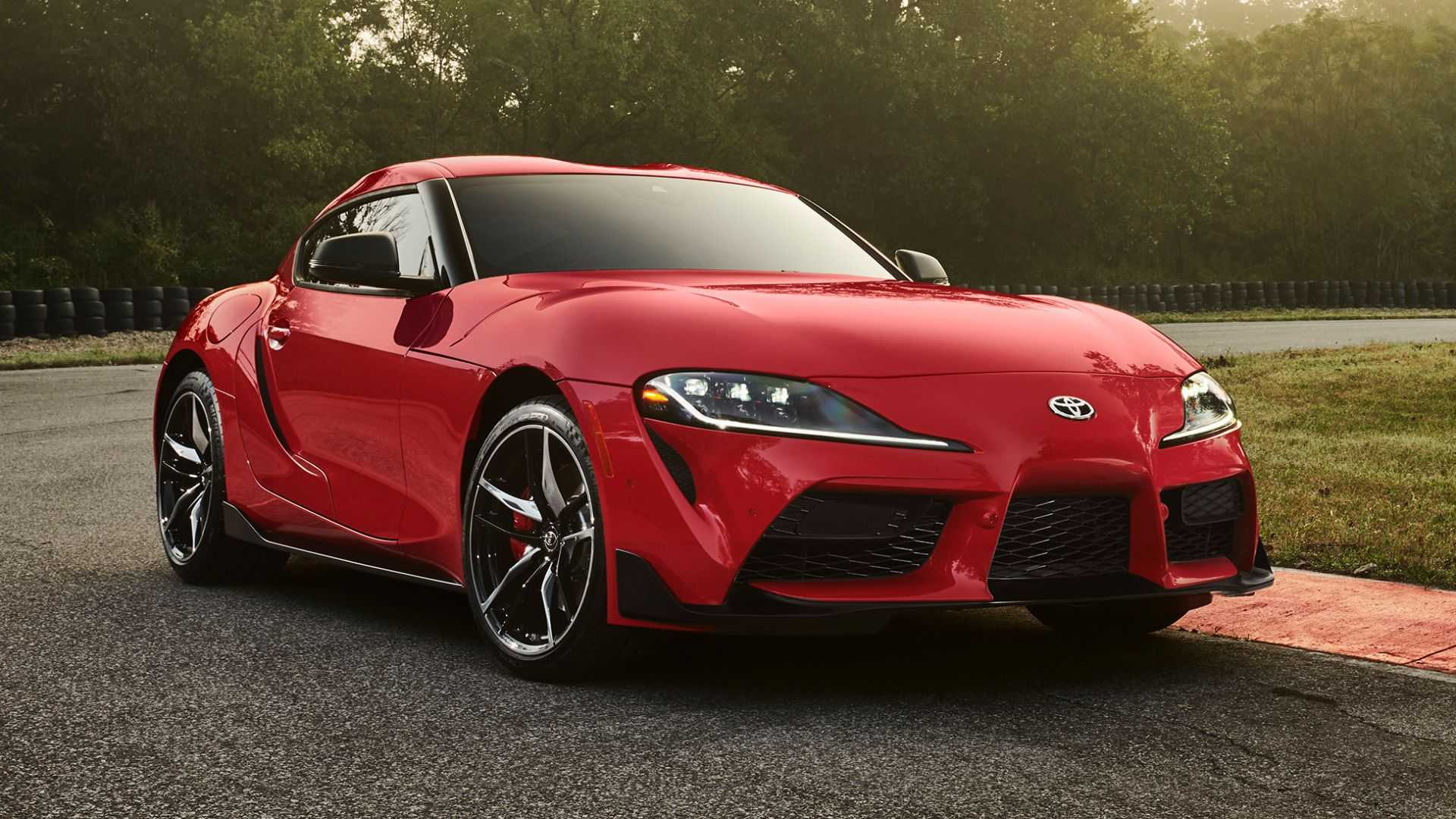 Aftermarket Supra Manual Conversion Will Get A Revised Dashboard