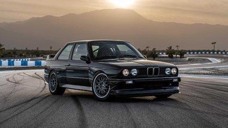 396 bg, klasik görünüm: BMW E30 M3 by Redux ile tanışın
