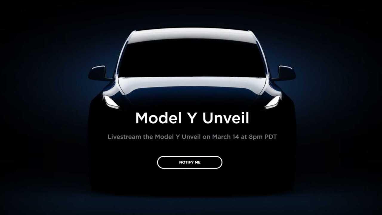 Model Y Livestream