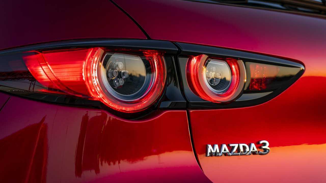 Mazda3 2019, primera prueba