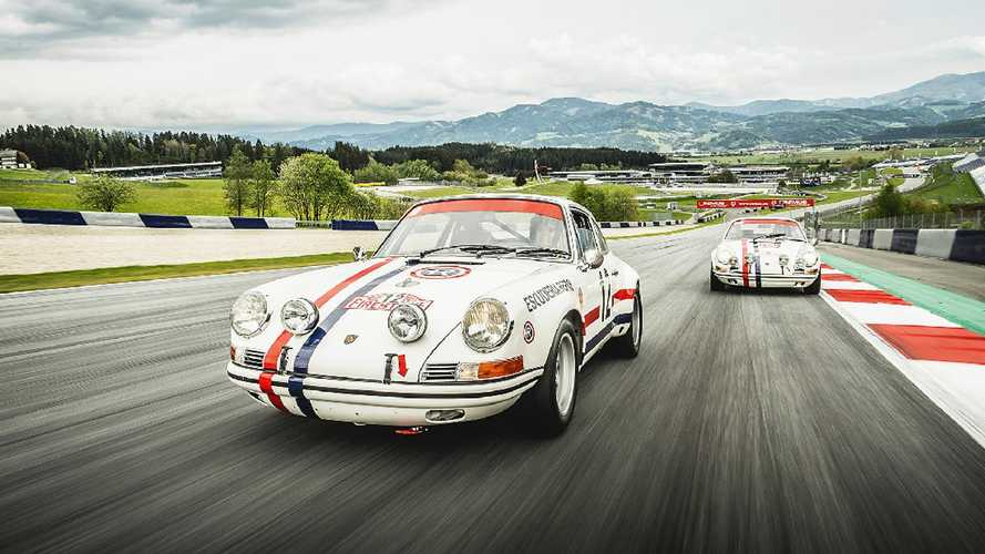 How One Man Came To Own Two Of Porsche's Spanish Rally Cars