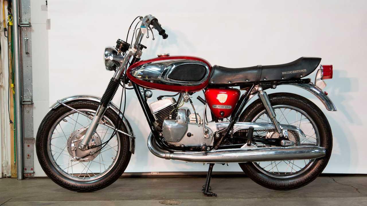 Bridgestone Motorcycles