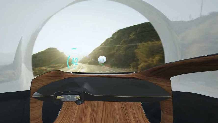 Nissan Invisible-to-Visible Teknolojisi