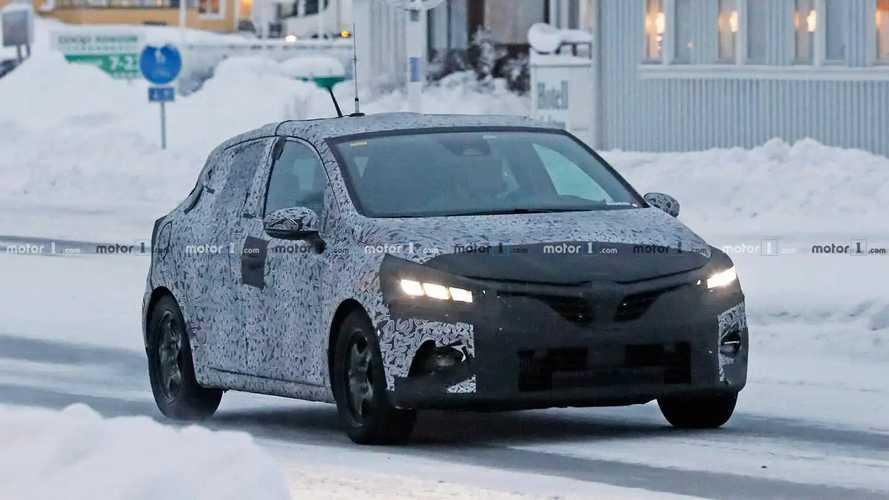 Fotos espía: el Renault Clio 2019 se deja ver en su fase de pruebas