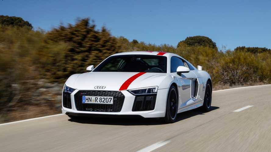 Essai Audi R8 RWS - La plus pointilleuse des Audi