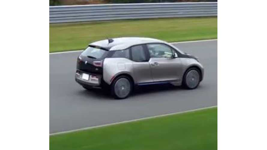 BMW i3 Gearless - Video