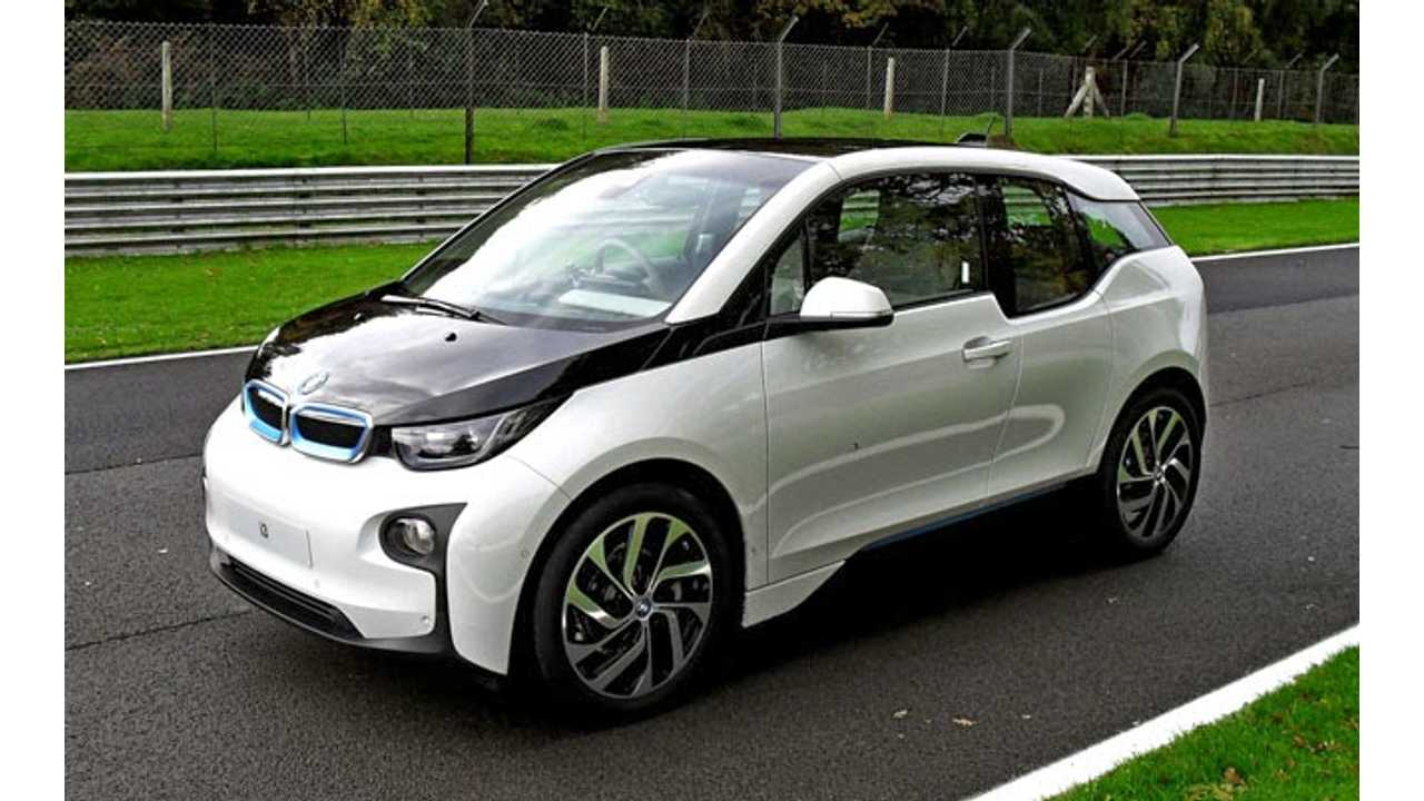 The First BMW i3 Was Delivered This Month In The US - In BEV