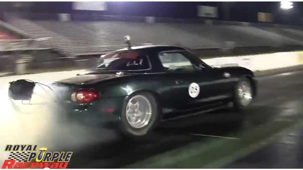 DC Plasma Racing Shows Why It's Called DC Plasma (Video)