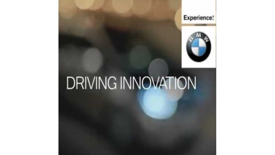 BMW Of Canada Launches Series Of i3 Videos