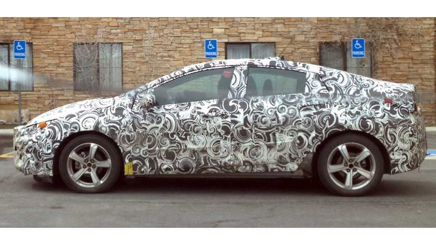 Let The Next Gen Chevy Volt Guessing Game Begin!
