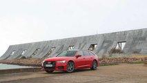 Essai Audi A6 Avant 40 TDI 2019