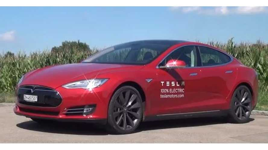Video: German Tesla Model S Review Makes Us Laugh