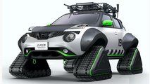 Nissan Juke Personalization Adventure concept