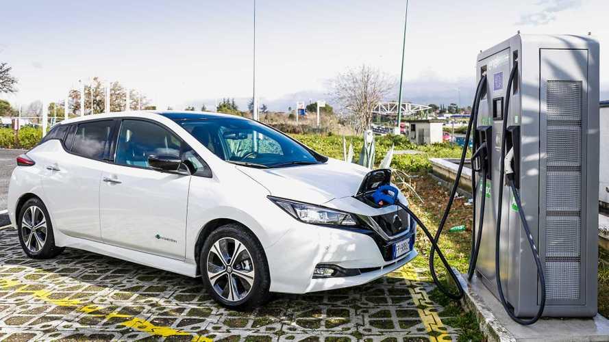 Auto elettriche e ricarica, il 2019 inizia con una buona marcia