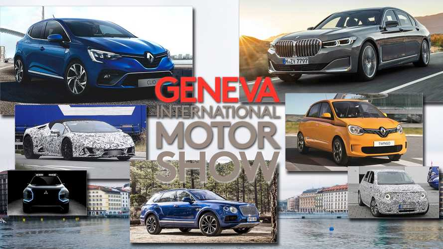 2019 Geneva Auto Show: What To Expect