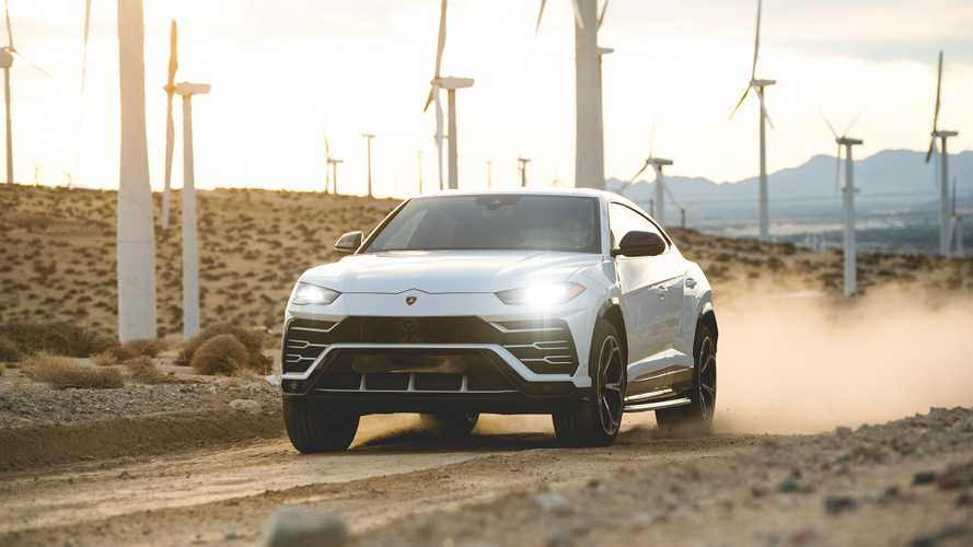 Lamborghini Says Urus SUV Just As Exciting As Huracan