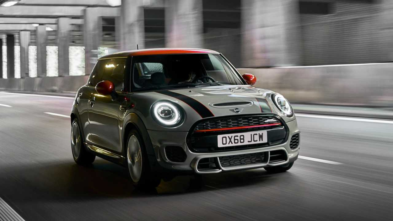 Mini Cooper JCW Gets Meaner, Cleaner For 2019