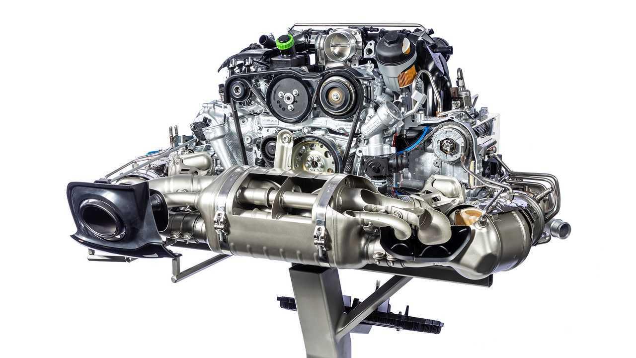 05 Der 450-PS-Motor ist nicht aus dem alten GTS, sondern in weiten Teilen neu