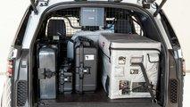 Land Rover Discovery Mobil Sıtma Projesi