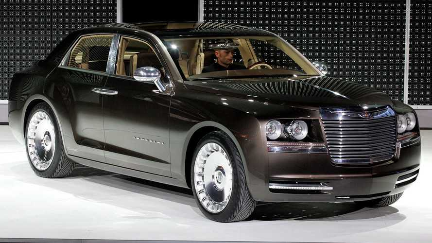 2006 Chrysler Imperial: Concept We Forgot