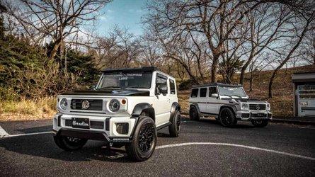 Suzuki Jimny 2019: Die verrücktesten Tuningprojekte