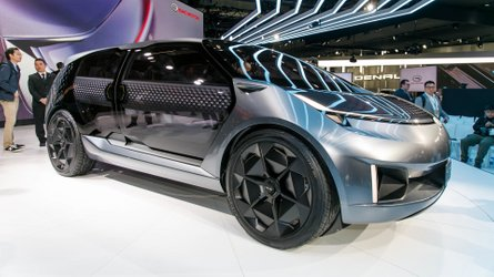 Futuristic 7-seater concept from China revealed in Detroit