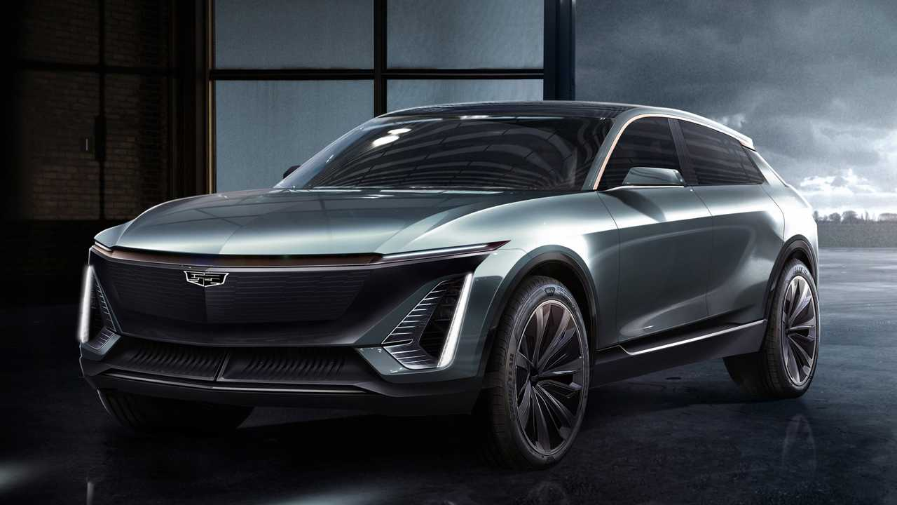 Worst: Cadillac Electric Crossover Concept