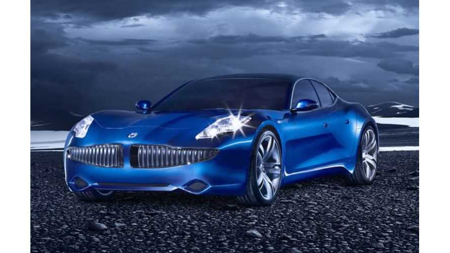 Fisker To Deliver First Car In UK, Will Enter Market In China.  Can't Build Cars.