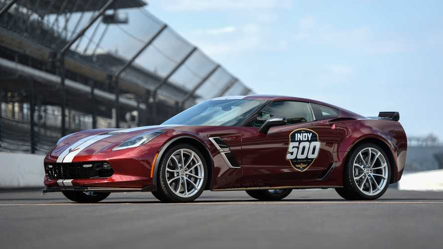 2019 Chevrolet Corvette Grand Sport Will Pace The Indy 500