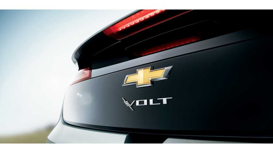 Chevrolet Volt Has Best Month Ever With 2,961 EVs Sold