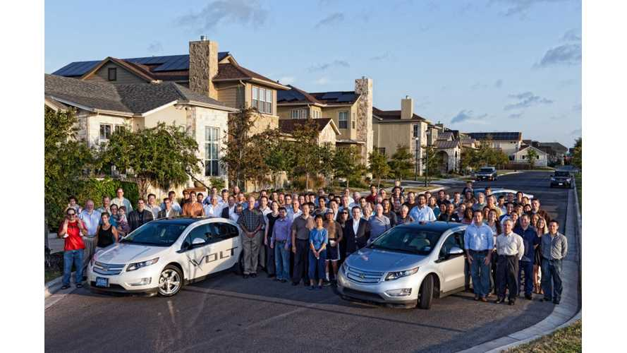 OnStar And GM To Research Volts In A Sustainable Community (VIDEO)