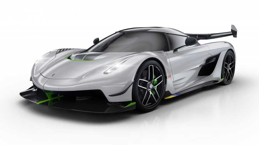 Koenigsegg Jesko Sold Out Before The Geneva Motor Show Ended