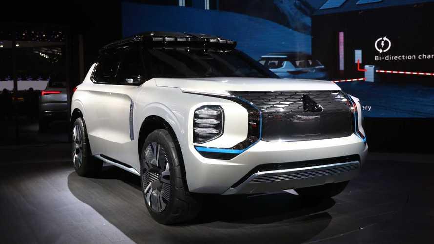 """Mitsubishi Engelberg Tourer: Plug-in-Hybrid mit """"Skiresort-Optik"""""""