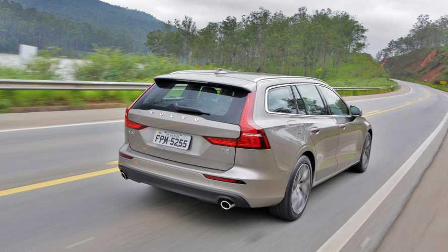Teste instrumentado Volvo V60 T5: Seremos resistência!