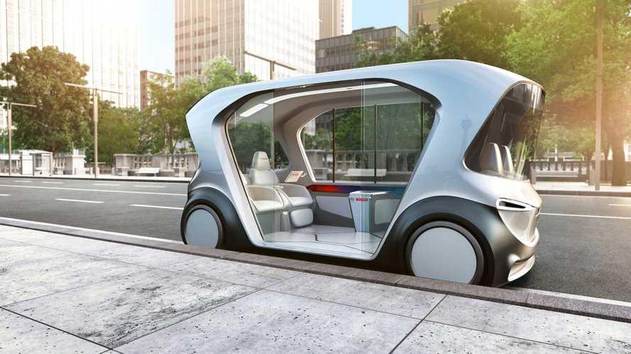 """Bosch, la sua prima """"auto"""" al CES di Las Vegas"""