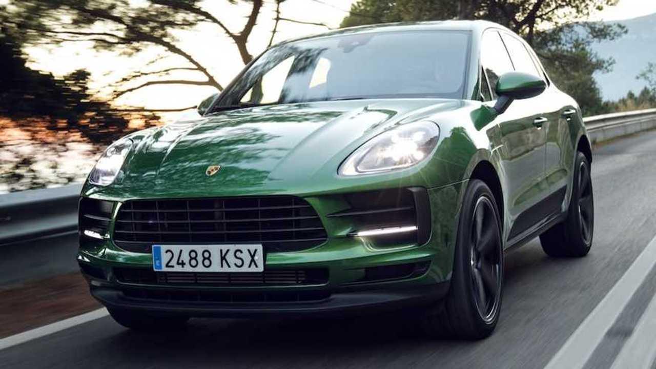Primera prueba Porsche Macan 2019