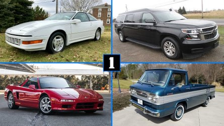 Coolest Cars For Sale This Week: From Original Acura NSX To Clean Probe GT