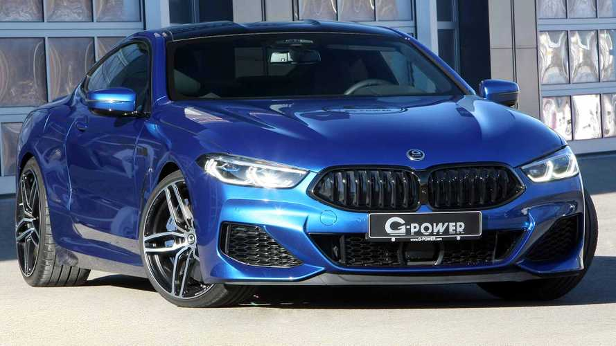 BMW M850i by G-Power