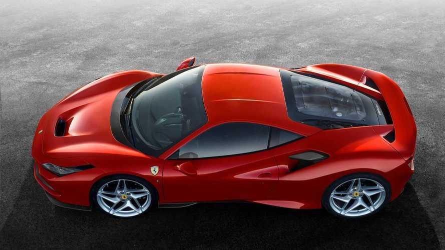 Tributo Ferrari F8