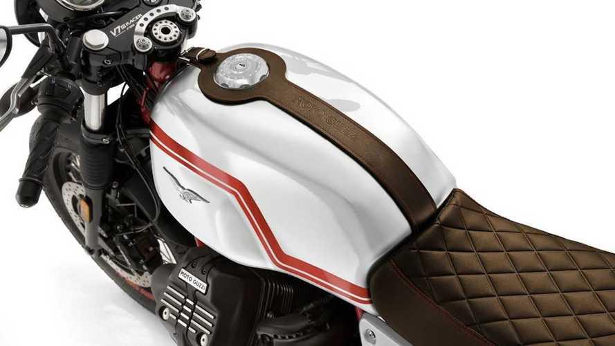 2020 Moto Guzzi V7 III Racer Limited Edition