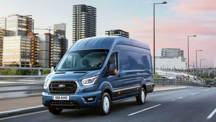Ford Transit 2 Tonnellate
