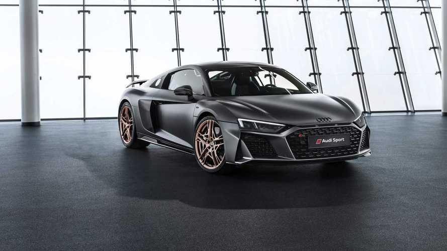 Audi R8 V10 Decennium - Une version spéciale à la gloire du V10