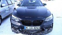 BMW M2 CS spy photo