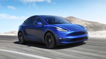 Tesla Model Y (2020) - Toutes les infos, toutes les photos !