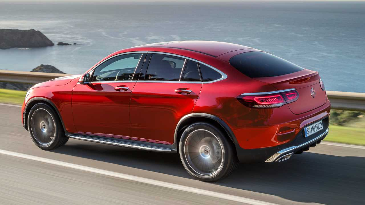 Mercedes GLC Coupé (2019)