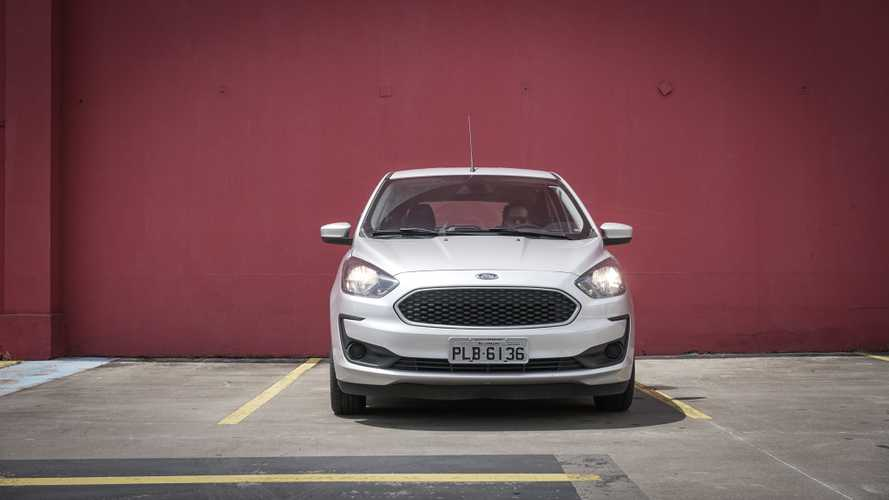 Vídeo: O que mudou no Ford Ka 1.0 2019?