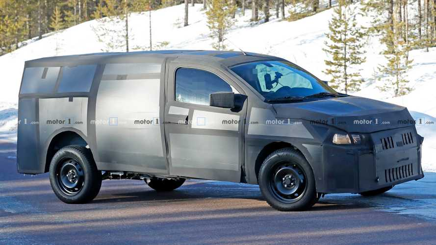 Fiat Mobi Pickup Refuses To Shed Camo In New Spy Shots